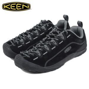 定番 KEEN キーン Jasper ジャスパー ブラック/スチールグレー 1014823|sneaker-soko
