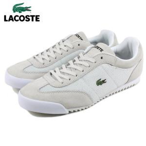 10%OFF ラコステ LACOSTE ROMEAU 116 1 ラモー 116 1 オフホワイト MZI032-098|sneaker-soko