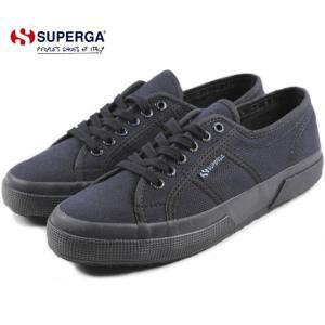 20%OFF スペルガ SUPERGA スニーカー 2750 COTU CLASSIC 2750 コットン ユニセックス クラシック トータルネイビー S000010-C43|sneaker-soko