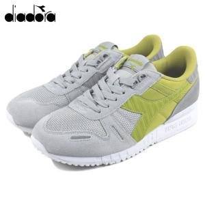 30%OFF DIADORA ディアドラ TITAN 2 チタン 2 ルナーロック/レモングラスグリーン 158623-01-C6114|sneaker-soko