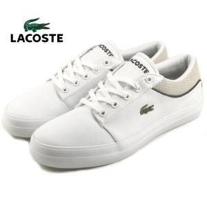 10%OFF ラコステ LACOSTE VAULTSTAR REMIX 116 1 ヴォルトスター リミックス 116 1 ホワイト MSI040-001|sneaker-soko