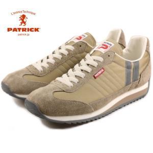 パトリック スニーカー PATRICK MARATHON マラソン CREAL シリアル 94813