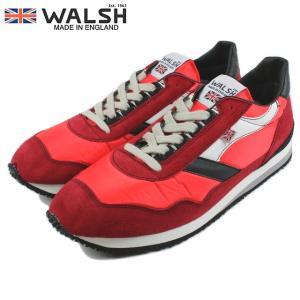 SALE WALSH ウォルシュ ENSIGN エンサイン レッド/ブラック/ホワイト ENS700...