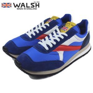 SALE WALSH ウォルシュ TORNADE トルネード ブルー/ネイビー/ホワイト/レッド T...