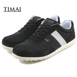 10%OFF ティマイ TIMAI GENOH 2 ゲンオウ 2 ブラック/ホワイト TIHUD067-03|sneaker-soko