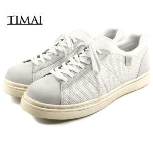 10%OFF ティマイ TIMAI AKUDA アクダ ホワイト TIHUD074-02|sneaker-soko