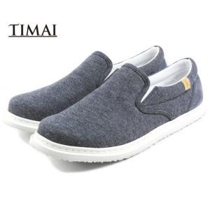 10%OFF ティマイ TIMAI KAIHO LTD カイホウ リミテッド ネイビー TIHUD072-02|sneaker-soko