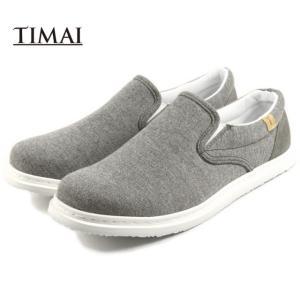 10%OFF ティマイ TIMAI KAIHO LTD カイホウ リミテッド グレー TIHUD072-03|sneaker-soko
