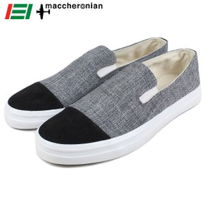 20%OFF マカロニアン maccheronian 4001F グレー/ブラック|sneaker-soko