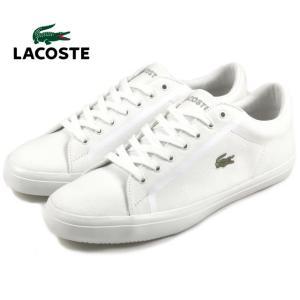 10%OFF ラコステ LACOSTE LEROND 216 1 ルロン 216 1 ホワイト MSJ053-001|sneaker-soko