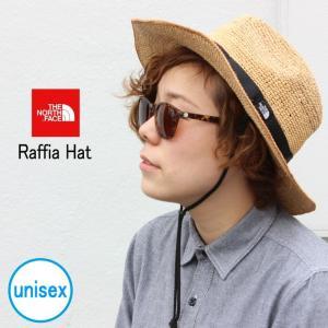 ノースフェイス THE NORTH FACE RAFFIA HAT ラフィア ハット NN01554|sneaker-soko