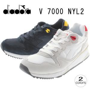 30%OFF DIADORA ディアドラ V7000 NYL 2 ベローチェ7000 ナイロン 2 ホワイト(C0823) トータルエクリプス(C6278) 170939|sneaker-soko