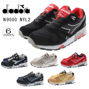 30%OFF DIADORA ディアドラ N9000 NYL 2 ニュートラ9000 ナイロン 2 170941-01-C0808/C4983/C5746/C6273/C6274/25061|sneaker-soko