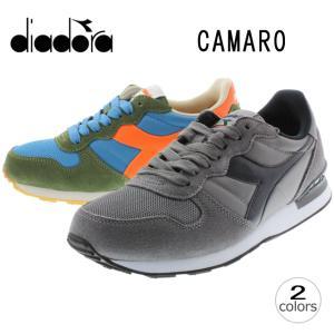 30%OFF DIADORA ディアドラ CAMARO カマロ グレー/ネイビートゥアレグ(C3646) オリビン/セレスティアル(C6266) 159886|sneaker-soko