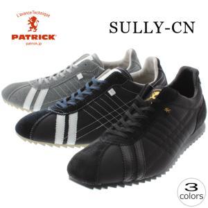 パトリック PATRICK SULLY-CN シュリー コーデュラナイロン ブラック(528641) ネイビー(528642) グレー(528644)