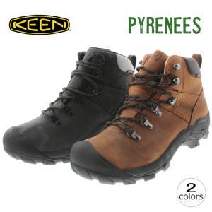 KEEN キーン Pyrenees ピレニーズ SYRUP/シロップ(1002435) PEAT/ピート(1015615) メンズ|sneaker-soko