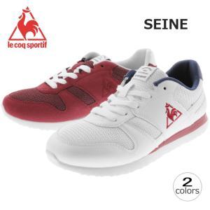 10%OFF ルコック スポルティフ le coq sportif セーヌ SEINE QFM-6103WN QFM-6300RW|sneaker-soko