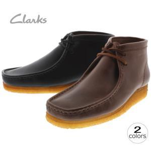30%OFF クラークス Clarks ワラビーブーツ WALLABEE BOOT キャメルレザー(649E-CAML) ペトロールブルーレザー(649E-BLUE)|sneaker-soko