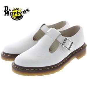 10%OFF ドクターマーチン Dr.Martens ポーリー POLLEY ホワイト 21418100 sneaker-soko