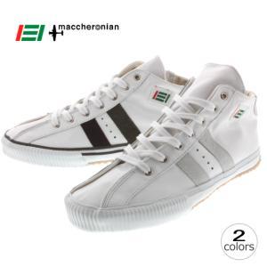10%OFF マカロニアン maccheronian 2188Z ホワイト/ホワイト ホワイト/ボルドー/オリーブ|sneaker-soko