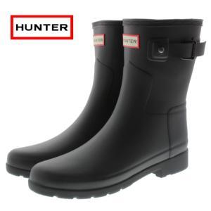 10%OFF ハンター HUNTER オリジナル リファインド ショート ORIGINAL REFINED SHORT ブラック WFS1098RMA-BLK sneaker-soko