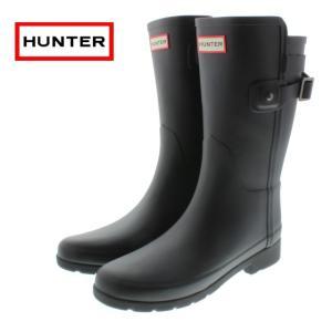 10%OFF ハンター HUNTER ウィメンズ オリジナル ショートブーツ リファインド バックストラップ ブラック WFS1074RMA-BLK sneaker-soko