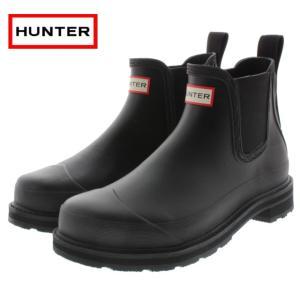 10%OFF ハンター HUNTER メンズ オリジナル チェルシー ライトウェイト プルタブ ブラック MFS9058RNW-BLK sneaker-soko