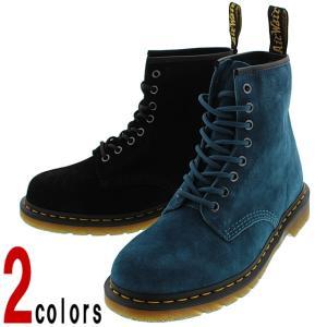 10%OFF ドクターマーチン Dr.Martens 1460 8アイレット ブーツ 1460 8 EYELET BOOT ブラック(21466001) レイクブルー(21466456) sneaker-soko