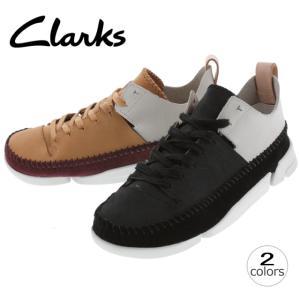 クラークス Clarks トライジェニック フレックス Trigenic Flex ブラックコンビヌバック(BL3C) ファッジ(BR3C) 843F|sneaker-soko