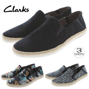 クラークス Clarks ボタ ステップ Bota Step ネイビースエード(NVYS) ネイビーファブリック(NVFF) マルチカラー(MULT) 722E|sneaker-soko