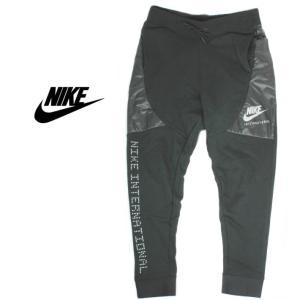 ナイキ NIKE インターナショナル パンツ INTERNATIONAL PANTS ブラック 802376-010|sneaker-soko