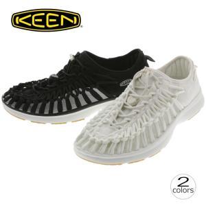 キーン KEEN ユニーク O2 Uneek O2 LTD ブラック(1017050) ホワイト(1017054)|sneaker-soko