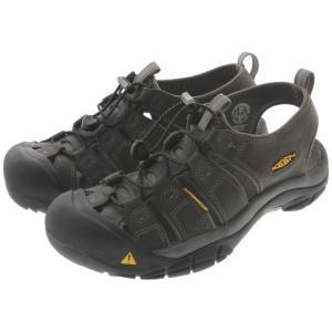 キーン KEEN ニューポート NEWPORT ニュートラルグレー/ガーゴイル(1010122)|sneaker-soko