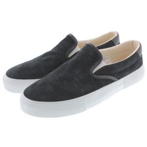 マカロニアン maccheronian 4012S ブラック スエード|sneaker-soko