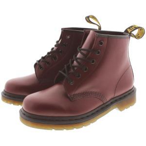 定番 ドクターマーチン Dr.Martens 101 6EYE BOOT チェリーレッド 10064600 sneaker-soko