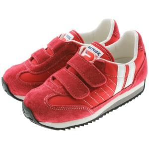 ブランドの代表的なモデルの1つで、常に人気の高いコアなモデル「マラソン」のキッズバージョン。  子...