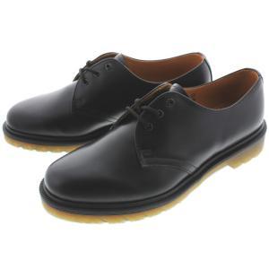 定番 ドクターマーチン Dr.Martens  1461 PW プレーンウェルト ブラック 10078001 sneaker-soko