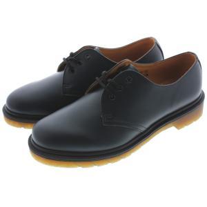 定番 ドクターマーチン Dr.Martens  1461 PW プレーンウェルト ネイビー 10078410 sneaker-soko