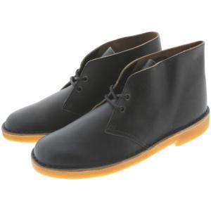 30%OFF クラークス Clarks デザートブーツ Desert Boot ペトロールブルーレザー 645E-BLUE|sneaker-soko