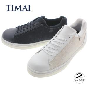 ティマイ TIMAI スニーカー アクダ AKUDA TIHUD074 ベージュ/ヘンプ(05) ネイビー/ヘンプ(06)|sneaker-soko