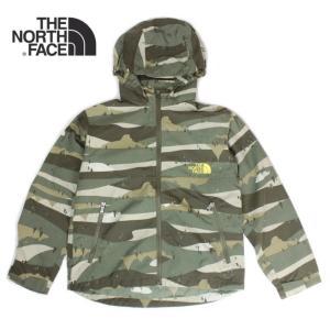 子供服 ノースフェイス THE NORTH FACE ノベルティー コンパクト ジャケット NOVELTY COMPACT JACKET NPJ71744 フォレストプリント(FP)|sneaker-soko