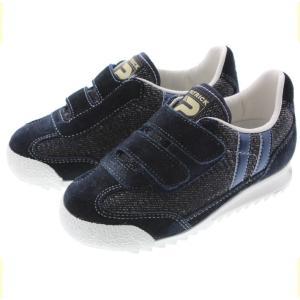 子供 パトリック PATRICK スニーカー ブロンクス ベルクロ デニム BRONX-V.D インディゴ IDG EN9292|sneaker-soko