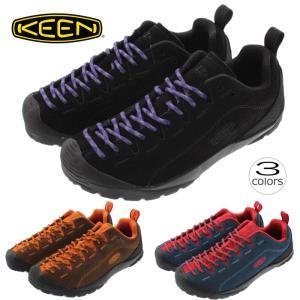 キーン KEEN スニーカー ジャスパー JASPER ブラック(1017349) ダークアース/バーントオレンジ(1017350) レギオンブルー/トゥルーレッド(1017351)|sneaker-soko