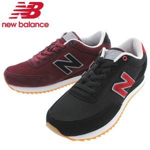 ニューバランス New balance スニーカー MZ501 ブラック(RPC) バーガンディ(RPB) sneaker-soko