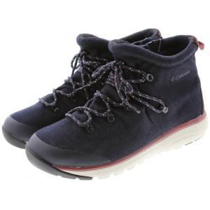 コロンビア Columbia ブーツ クイック ミッド 2 オムニテック 919 Mid II Omni-Tech YU3905-464 カレッジエイトネイビー|sneaker-soko