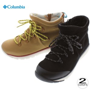 コロンビア Columbia ブーツ クイック ミッド 2 オムニテック 919 Mid II Omni-Tech YU3905 ブラック(010)シエラタン(232)|sneaker-soko