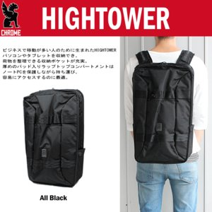 クローム CHROME バッグ ハイタワー HIGHTOWER オールブラック BG-231-ALLB-NA-NA|sneaker-soko