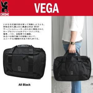 クローム CHROME バッグ ヴェガ VEGA オールブラック BG-229-ALLB-NA-NA|sneaker-soko
