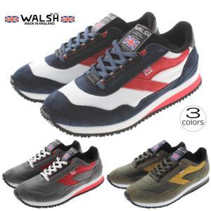 ウォルシュ WALSH スニーカー エンサイン マラソン エディション ENSIGN MARATHO...