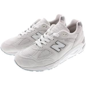 ニューバランス New balance スニーカー M990 ホワイト WHITE NC2 sneaker-soko
